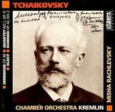 Tchaikovsky: Serenade, Quartet D Major, Elegy, Scherzo Chamber Orchestra Kremlin