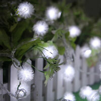 2.2M 20 LED Dandelion Shaped  Fairy String Light Party Wedding Outdoor Decor