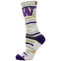 Strideline Athletic Socks Washington White Bengal 3700411 Strapped Fit Men's