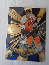 Eric Lindros 1995-96 Pinnacle Zenith Z TEAM Hockey Card #7 NM/M Condition Flyers