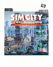 Simcity Cities of tomorrow Origin KEY pc code global [Livraison rapide]
