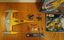 LEGO Star Wars Exclusive Special Edition Set 7877 Naboo Starfighter complete set
