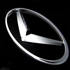 Rear V Style Lid Tuning 144mm Emblem For 10 11 12 Hyundai Tucson ix35