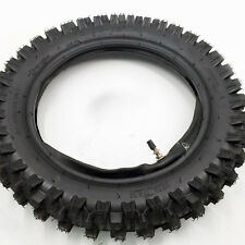 """80/100 - 12"""" Inch Rear Knobby Tyre Tire Tube PIT Trail Dirt Bike 12"""""""