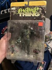 "DC Direct 6"" Vertigo Swamp Thing Figure - New In Package - rose hands 1999"