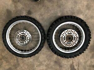 Kawasaki kx 65 wheels rims 00 01 02 03 04 05 06 07 08 09 10 11 12