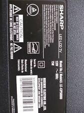 SHARP LG TV Module, T-Con Board, 6870C-0532B, V15 FHD DRD, 55LX540S-UA,...