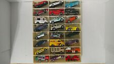 Lot #318 Assorted Scale Diecast Trucks & Cars n/Trays