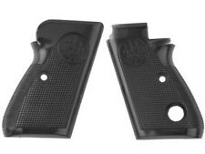 Reproduction Fits Beretta 70S without Thumbrest Polymer Black Grips
