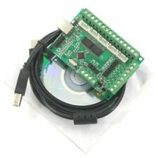 MACH3 CNC Scheda Breakout USB 100KHz 5-Axis Interfaccia Autista Movimento Joypad