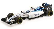 Williams Martini Course Mercedes FW37 N ° 77 Abu Dhabi GP 2015 (Valtteri Bottas)