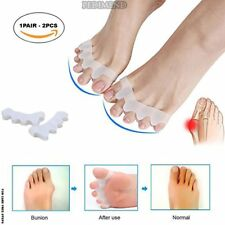 Silicone Gel Toe Separators / Straighteners / Strechers (1PAIR – 2PCS)