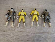 Bundle Power Rangers Lightspeed Rescue Figures