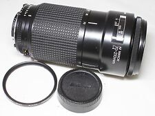 Nikon Nikkor 70-210mm F/4 AF Lens Made In Japan
