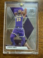 LeBron James 2019-20 Panini Mosaic Base #8 Los Angeles Lakers One Touch Case🔥🔥