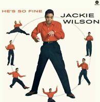 Wilson- JackieHe's So Fine + 2 Bonus Tracks (New Vinyl)