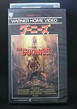 THE GOONIES - VHS 1992 80's Movie film Family Adventure Video classic cinema