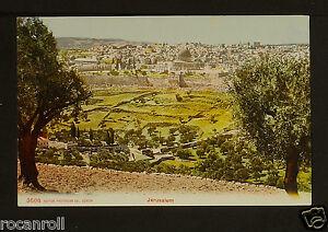 ISRAEL 47-Jerusalem -