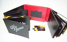Pressemappen und CDs für Alfa Romeo Fans