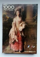 FALCON THE HON MRS GRAHAM BY GAINSBOROUGH 1000pc PUZZLE NEW AND SEALED Free P&P