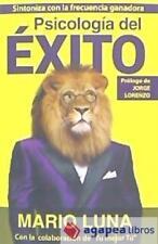 Psicología del éxito. NUEVO. ENV�O URGENTE (Librería Agapea)