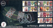 2008 James Bond (Stamps) - Steven Scott Official - Signed by COLIN SALMON