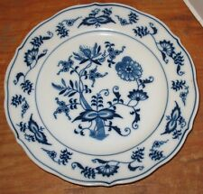 """Blue Danube Onion 6 7/8"""" Salad Dessert Plate Replacement Made in Japan"""