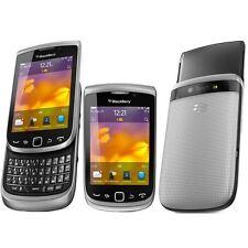 BlackBerry Torch 9810 - 8GB-Plateado (Liberado) Smartphone-grado C
