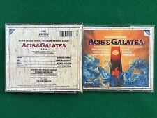 2 CD Musica , HANDEL MOZART - ACIS E GALATEA , Trevor PINNOCK