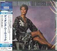 DIONNE WARWICK-HEARTBREAKER -JAPAN CD B63