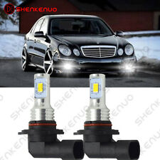 Für Mercedes E-Klasse W211 2X HB4 9006 6000K Weiß Xenon Nebelscheinwerfer