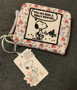 Cath Kidston Snoopy / Peanuts Wallet