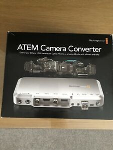 Blackmagic Atem Camera Converter - Never Used