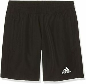 adidas Kids Tiro 17 Woven Short, Black / White, 140