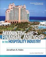 Accounting and Financial Analysis in the Hospitality Industry (Hospitality Manag