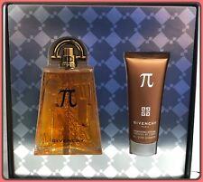 Givenchy Pi by Givenchy Men 2 PC Set 3.3oz Spray+2.5oz All Over Shampoo