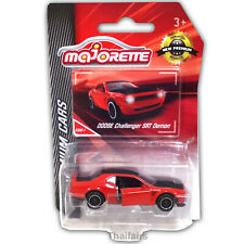 DODGE Challenger SRT Demon Majorette Red Black Diecast Premium Cars 238C 1:64