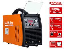 Druckluft Plasmaschneider PLASMA 100 Pro Inverter Plasmaschneidgerät 400V 35mm