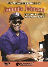 Blues/Rock Piano Of Johnnie Johnson: Sessions With A Keyboard Legend [Homespun]