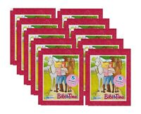 10 stickers Pochettes Bibi et Tina Blue Ocean Bibi /& Tina Sticker LEERALBUM