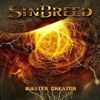 Sinbreed - Master Creator [New Vinyl LP]