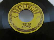 "Elvis Presley ""Mystery Train"" Sun 45 1973"
