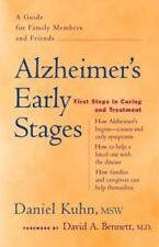 Alzheimer's Early Stages: First Steps in Caring and Treatment-ExLibrary