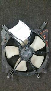 Radiator Fan Motor Fan Assembly Radiator Coupe Fits 90-93 ACCORD 18006