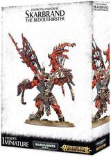 Warhammer 40k Daemons of Khorne SKARBRAND The Bloodthirster