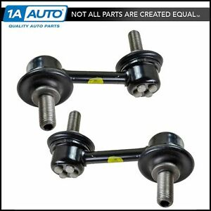 OEM Front Suspension Sway Bar Links LH & RH Kit Pair with Hardware for Honda New
