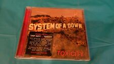 System Of A Down: Toxicity CD 2001 American Recordings CD Album #13