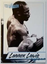 Lennox Lewis 2017 4LUVofBOXING Legends Series 2 Boxing Card New