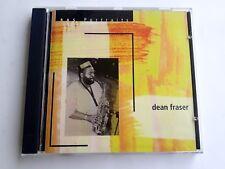 Dean Fraser RAS Portraits CD 1997 Made in Netherlands Brand New