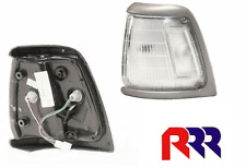 FOR TOYOTA HILUX RN85 2WD 88-97 CORNER LIGHT LAMP GRAY RIM CLEAR LENS- LH SIDE